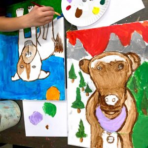 Empathy Pawject Paintings